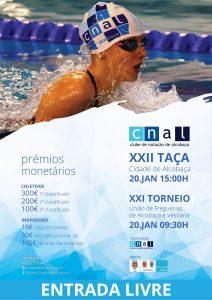 XXI Torneio União das Freguesias de Alcobaça e Vestiaria - Cadetes @ Alcobaça