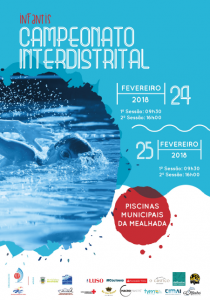 Campeonato Interdistrital @ Mealhada