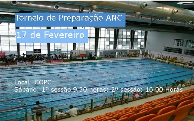 Torneio de Preparação ANC @ COPC