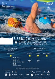 V Madeira Island International Swim Marathon 2018 @ Funchal