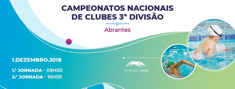 Campeonato Nacional de Clubes - 3ª Divisão @ Abrantes