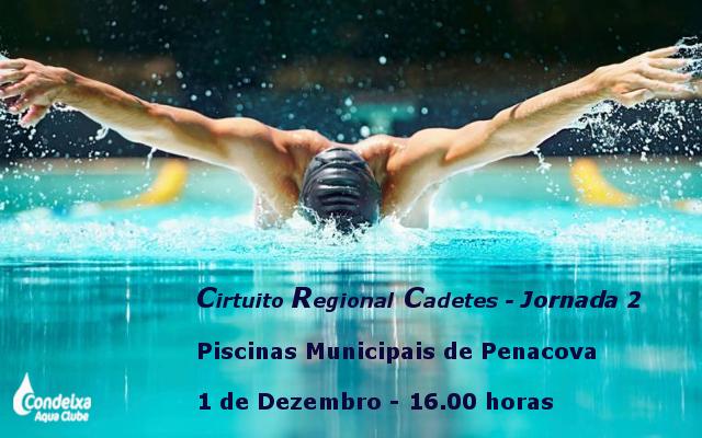 Circuito Regional de Cadetes - Jornada 2 @ Penacova