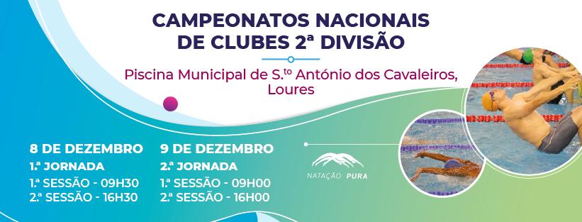 Campeonato Nacional de clubes - 2º Divisão @ Santo Antonio dos Cavaleiros