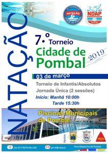 7º Torneio Cidade de Pombal @ Pombal