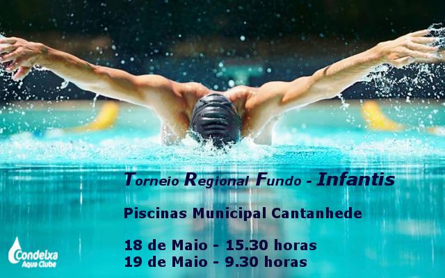 Torneio Regional Fundo - Infantis @ Cantanhede