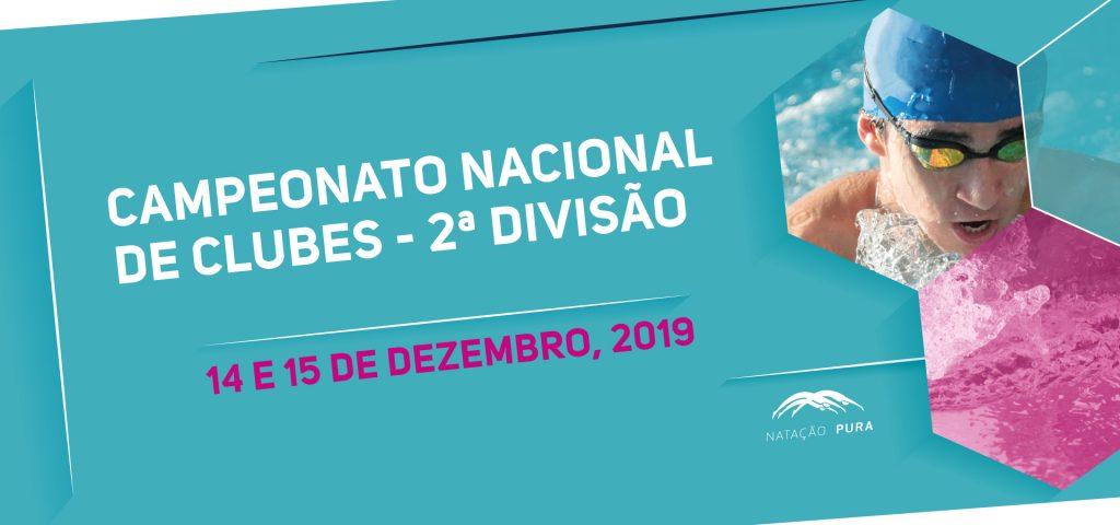 Campeonato Nacional de clubes da 2º Divisão