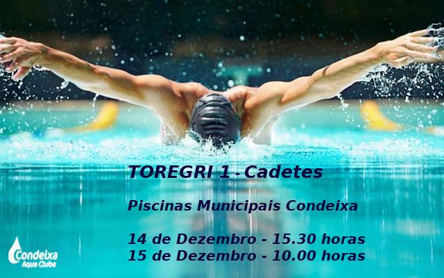 Toregri 1 @ Piscina Municipal de Condeixa