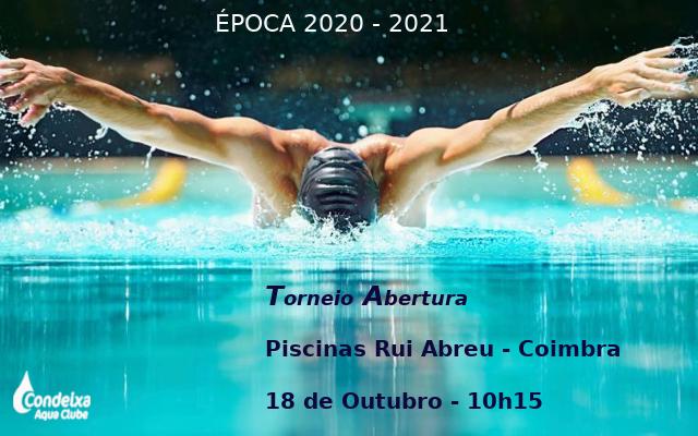 Torneio de Abertura @ Piscina Municipal Rui Abreu