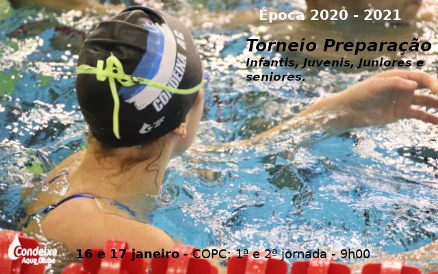 Torneio de Preparação 1 - ANC @ COPC - Coimbra