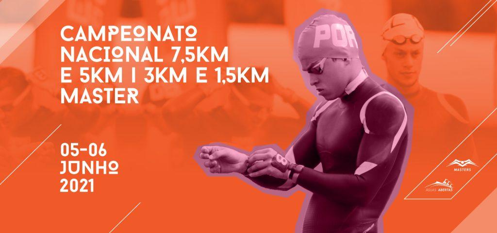 Campeonato Nacional AA 7,5Km e 5Km Categorias - Open @ Aldeia do Mato