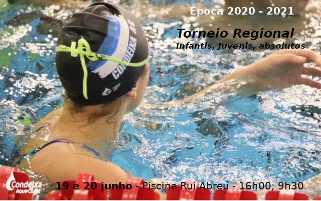 Torneio Regional Infantis, juvenis e absolutos @ Piscina Municipal Rui Abreu